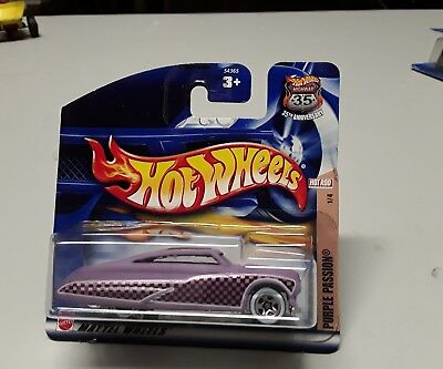 Hot Wheels Purple Passion No.1/4 in Ovp.