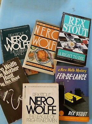 books fiction lot