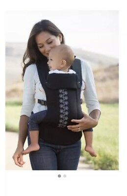 Beco Gemini Baby Carrier - Black - New With tags