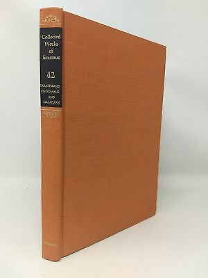 edited by Erasmus / COLLECTED WORKS OF ERASMUS NEW TESTAMENT SCHOLARSHIP 1st ed
