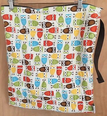 planet wise wet dry bag, Owl