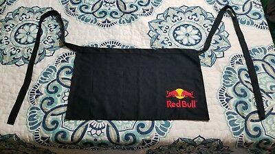 Red Bull Apron NEW