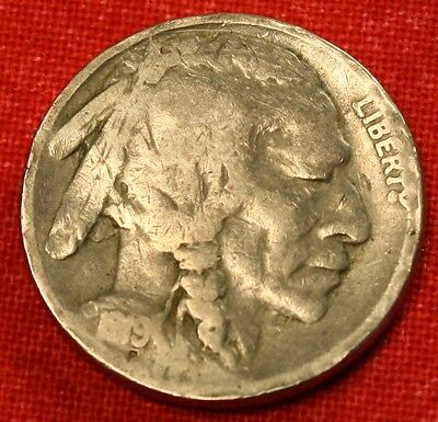 1919-S Buffalo Nickel F Nice Collector Coins Gift Bn410