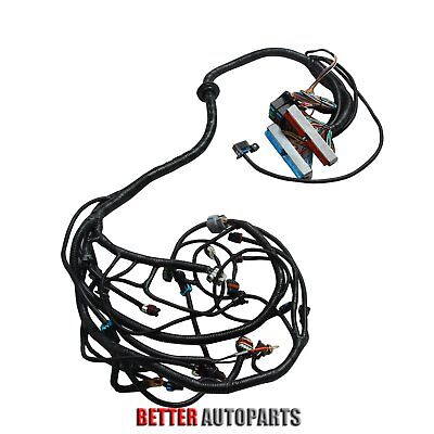 For 1999 2003 VORTEC 48 53 60 4 3 to 5 3 swap wiring harness schematic diagrams