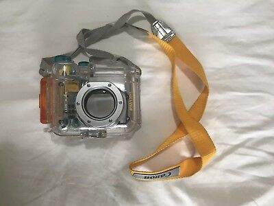 CANON WP DC2 Waterproof Camera Case to 130ft/40M for PowerShot A540