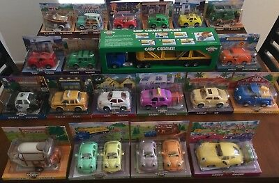 Chevron Cars Complete Set VERY FIRST 25 Cars Produced 1996-1999 NIB