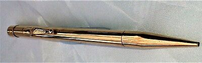 Vintage Auto Sharp 9 carat gold propelling pencil older than 1950's