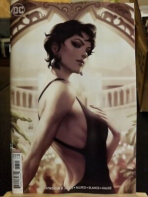 CATWOMAN #3   Absolutely Stunning STANLEY ARTGERM LAU Variant  Crazy Hot NM