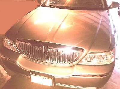 """2003 Lincoln Town Car Executive Very Rare """"Cream Puff"""" Low miles 27K 2003 Lincoln Towncar was 44K NEW Orig Owner"""