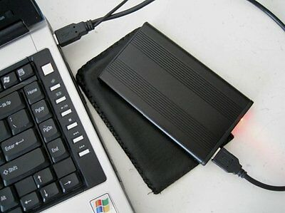 Notebook Laptop 2.5 Hard Disk Drive SATA Clone Data Image Transfer Kit Black