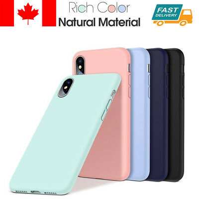 For Apple iPhone Case Genuine Cleanable Silicone Soft Liquid Luxury Case Cover