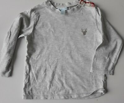 tee shirt manches longues obaïbi taille 12 mois