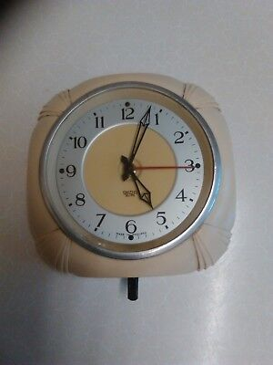 1950's Smiths 'Sectric' Electric Wall Clock (1171)