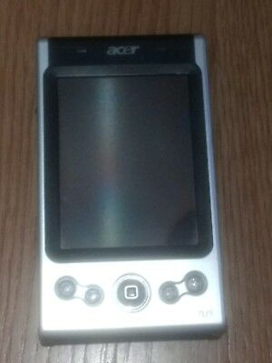 Acer N35 Pocket PC with Integrated GPS - Parts Only