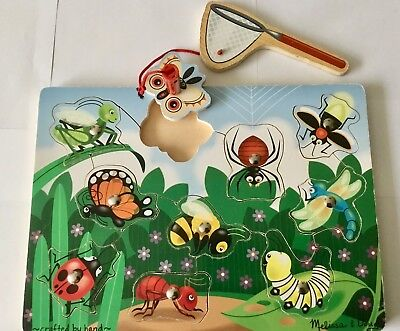 Magnetspiel Kleinkinder Bug -catching Game