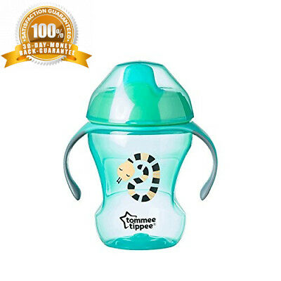 Tommee Tippee Training Sippee Cup 7m+ (Green Snake)