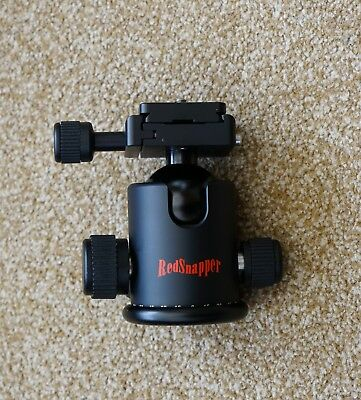 RedSnapper RSH-12 Tripod Ball Head - Excellent Condition
