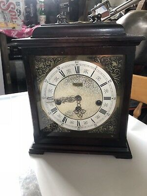 Antique Westminster Chiming MANTLE Clock. Spares Or Repair