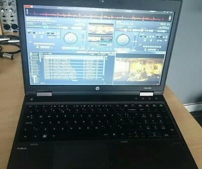 HP i5 Virtual DJ karaoke and DJ laptop - fully upto date - 1TB Hard Drive