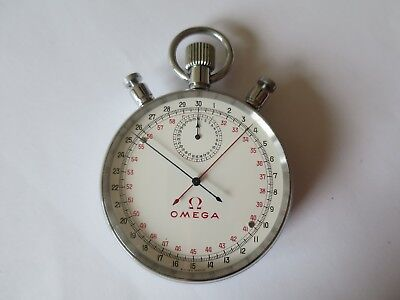 OMEGA Stopwatch MG1135 Cal. 1210 Schleppzeiger Rattrapante