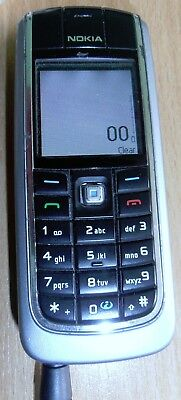 Nokia 6021 Phone With Charger