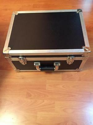 FLIGHT CASE - TECNO CASE/ BAULETTO - VALIGIA TECNICA TRASPORTO AUDIO/VIDEO Ecc.