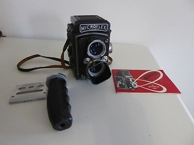 Microflex Mpp. TLR Worn condition, untested but seems in good working order