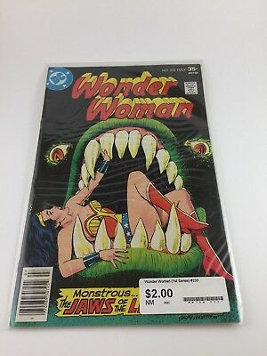 Wonder Woman (1st Series DC) #233 1977 Bronze Age