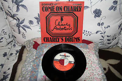 45 er CHARLY ANTOLINI  - COME ON CHARLY - ORIGINAL !