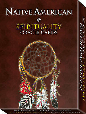 Native American Spirituality Oracle Cards - 9788865273906