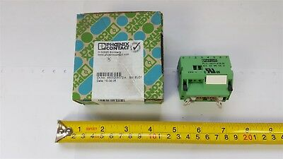 Phoenix Contact PLC-V8/FLK14/IN Input Adapter 24V 2296553 - New