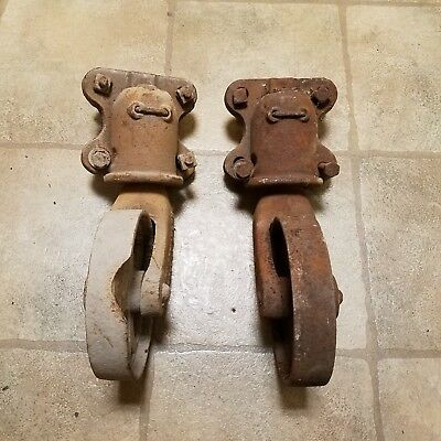 chase francis antique cart caster wheels