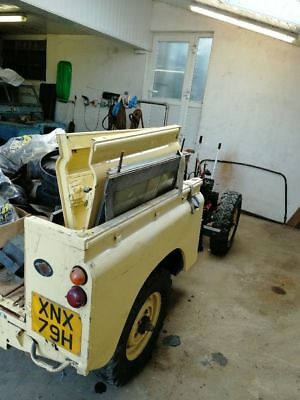 Land Rover Series 2a spares/repairs/project
