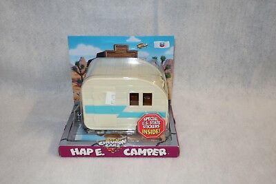Chevron Cars ~ NIB ~ Never Opened ~ Hap E. Camper