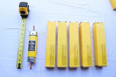 New! Bussmann Low Peak Dual Element Fuses LPS-RK-150SP Qty3 *Fast Shipping*