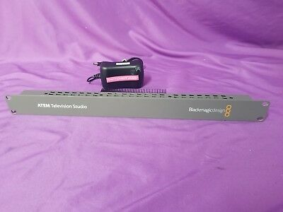 Black Magic ATEM Television Studio video switcher works great !