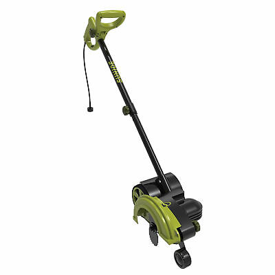 Sun Joe Electric Wheeled Landscape 2-in-1 Edger + Trencher | 12-Amp