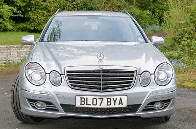 Mercedes-Benz E Class 2.1 E220 CDI Avantgarde 5dr Estate