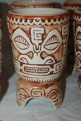 Trader Vic's Marquesan Drum Of Ku Tiki Mug- New in Excellent Condition