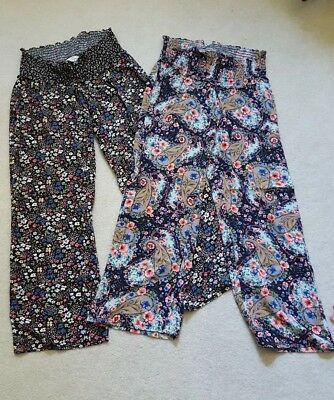 Pair Of Jessica Simpson Maternity Pants Small