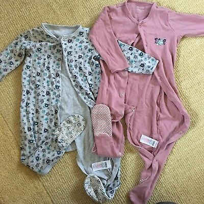 Mamas And Papas 18-24 Months Girls Baby Grows
