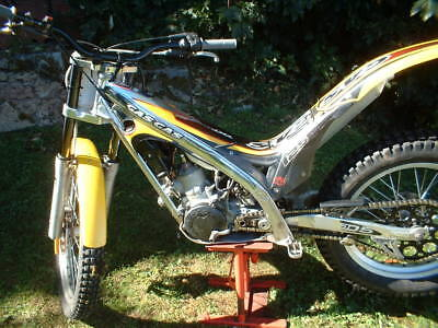 Gasgas Pro 125 Trials bike 2005