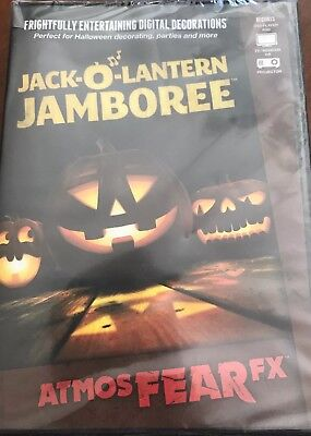 AtmosFEARfx Jack-O-Lantern Jamboree Digital Decorations