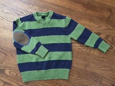 Boys Gap Kids striped sweater size s small 6 7