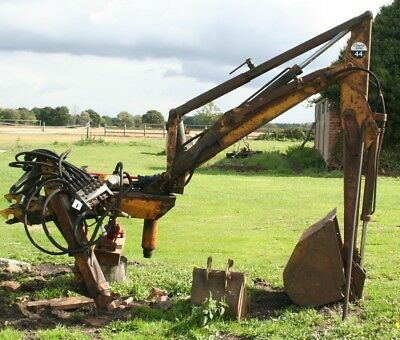 Mcconnel power arm 3point linkage .tractor ,Digger ,Ditching