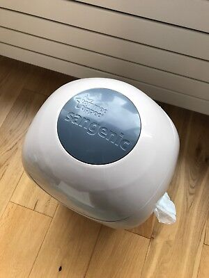 Tommee Tippee Sangenic Baby Nappy Diaper Disposal System- Grey- Never Used!