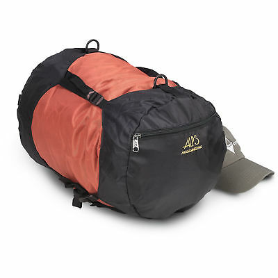 "New ALPS Mountaineering Compression Stuff Sack Rus Large 11"" dia. x 23""L 7360003"