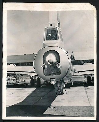 1944 Original Photo WWII - U.S. Army Air Force B-29 SUPERFORTRESS Bomber