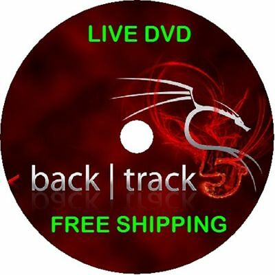 VLADSTEL BACKTRACK 5 R3 Plus other 14 Linux OS  Repair PC