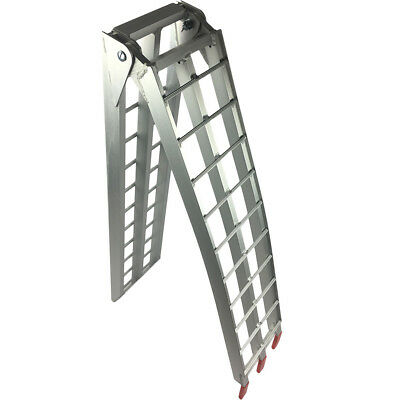 Ballards NEW 2.2m Offroad Motorbike Dirtbike Alloy Folding Ramp